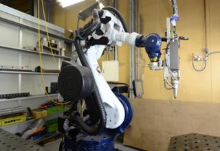 ファイバーレーザーロボット溶接機 TruLaser Robot MC2000